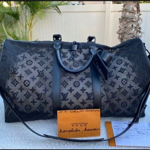 Louis Vuitton Keepall 50 Bandouliare